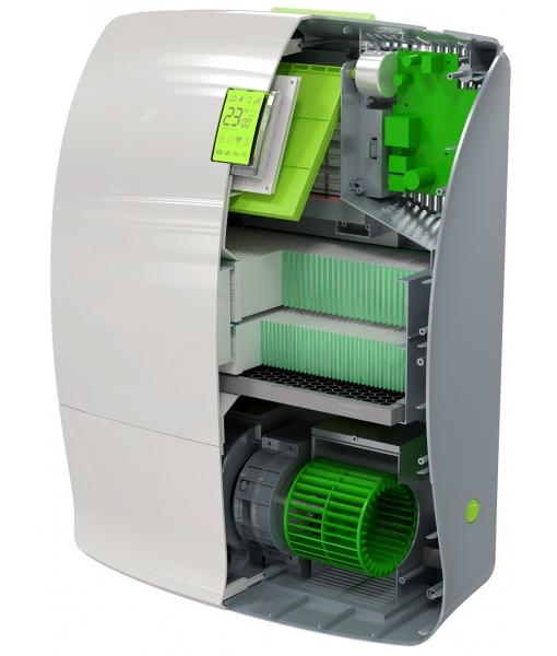 Приточно-очистительный мультикомплекс Ballu Air Master Warm